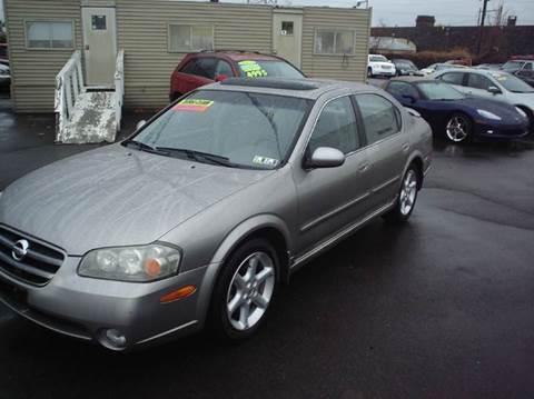 2002 Nissan Maxima for sale in Philadelphia, PA