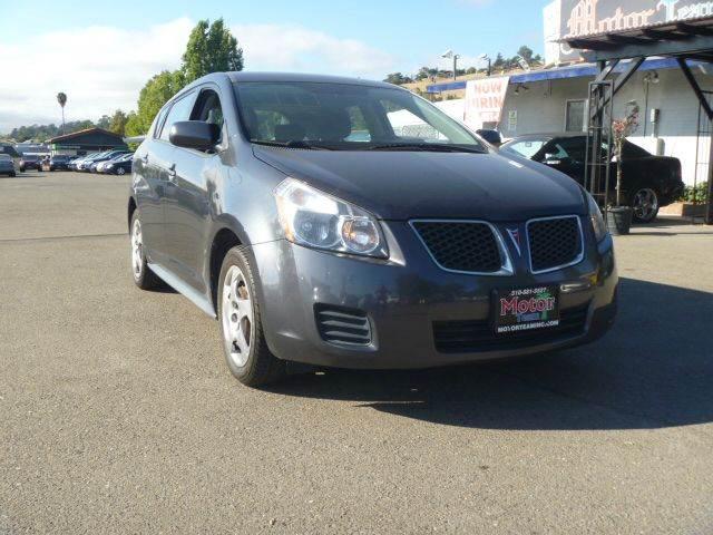 2009 Pontiac Vibe for sale in HAYWARD CA