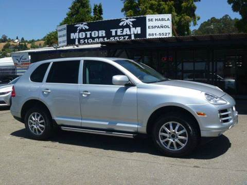 2008 Porsche Cayenne for sale in Hayward, CA