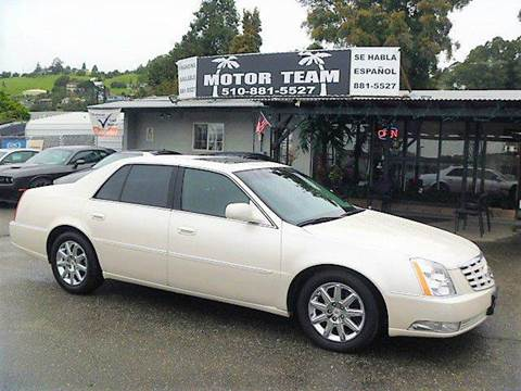 2011 Cadillac DTS for sale in Hayward, CA