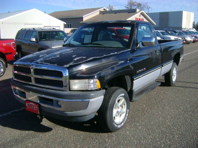 1996 dodge ram pickup 1500 for sale in wisconsin. Black Bedroom Furniture Sets. Home Design Ideas