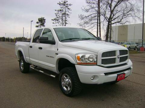 2006 Dodge Ram Pickup 2500 for sale in Turtle Lake, WI