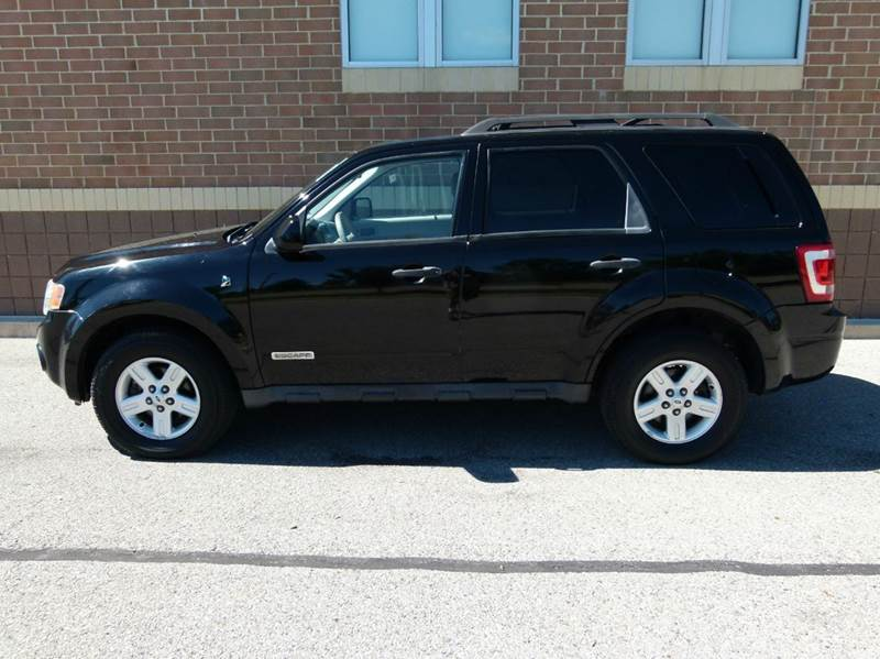 2008 ford escape hybrid awd 4dr suv in new haven mi macomb automotive group. Black Bedroom Furniture Sets. Home Design Ideas