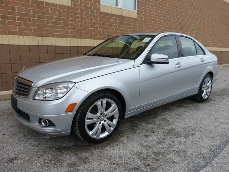 2010 mercedes benz c class awd c300 sport 4matic 4dr sedan for Mercedes benz c300 4matic 2010 price