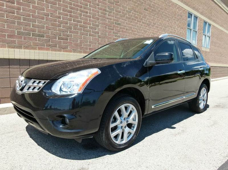 2012 nissan rogue sv w sl package 4dr crossover in new. Black Bedroom Furniture Sets. Home Design Ideas