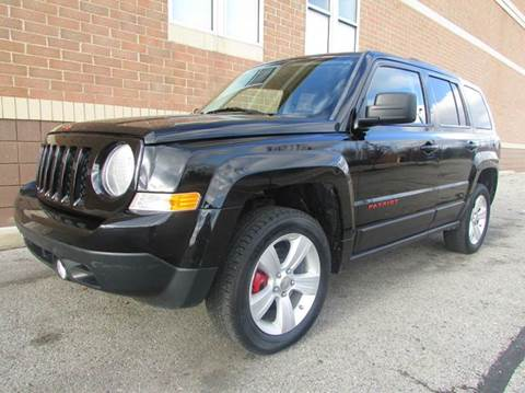2012 Jeep Patriot