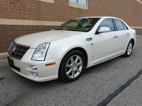 2008 Cadillac STS for sale in New Haven, MI