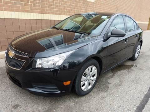 2014 Chevrolet Cruze for sale in New Haven, MI