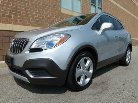 2015 Buick Encore For Sale Michigan Carsforsale Com