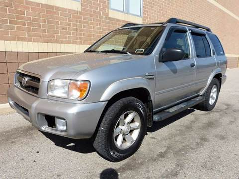 2003 Nissan Pathfinder for sale in New Haven, MI