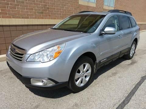 2012 Subaru Outback for sale in New Haven, MI