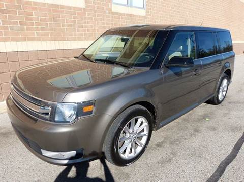 2014 Ford Flex for sale in New Haven, MI