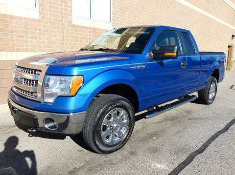 2014 Ford F-150 for sale in New Haven, MI