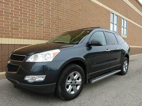 2012 Chevrolet Traverse for sale in New Haven, MI