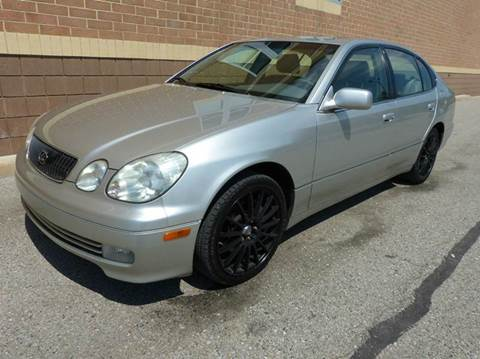 2004 Lexus GS 300 for sale in New Haven, MI