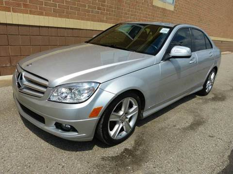 2011 Mercedes-Benz C-Class for sale in New Haven, MI