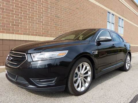 2015 Ford Taurus for sale in New Haven, MI