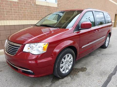 2014 Chrysler Town and Country for sale in New Haven, MI