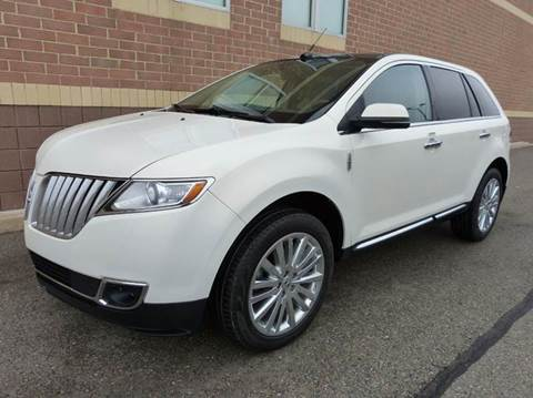 2013 Lincoln MKX for sale in New Haven, MI