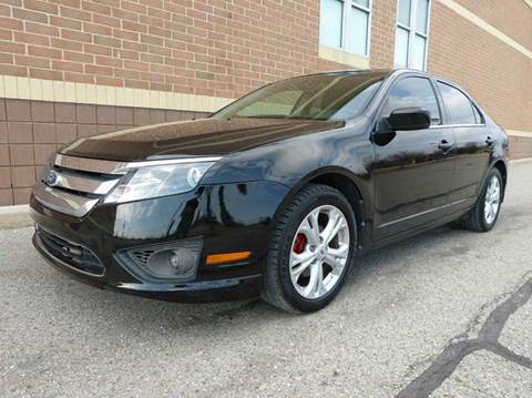 2012 Ford Fusion for sale in New Haven, MI