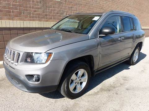 2014 Jeep Compass for sale in New Haven, MI