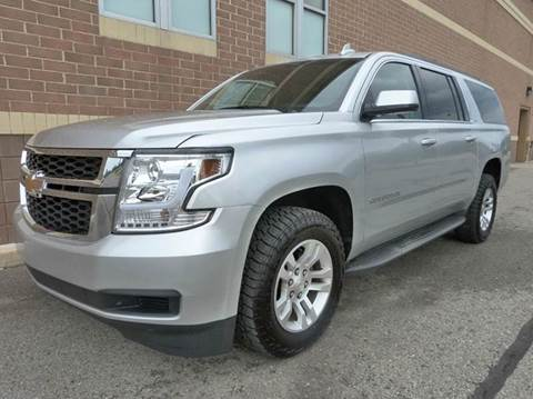 2016 Chevrolet Suburban for sale in New Haven, MI