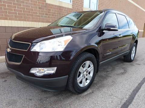 2009 Chevrolet Traverse for sale in New Haven, MI