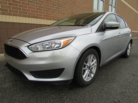 2015 Ford Focus for sale in New Haven, MI