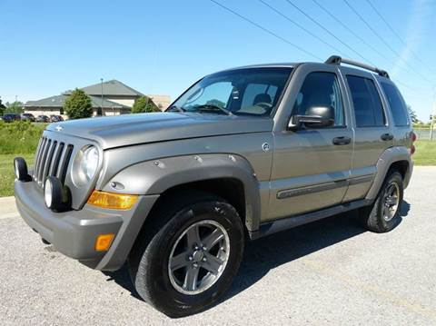 2006 Jeep Liberty for sale in New Haven, MI