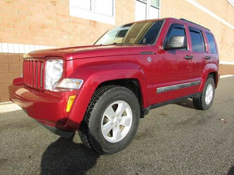 2012 Jeep Liberty for sale in New Haven, MI