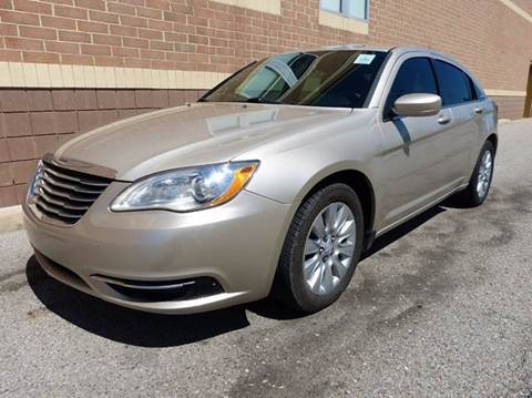 2014 Chrysler 200 for sale in New Haven, MI