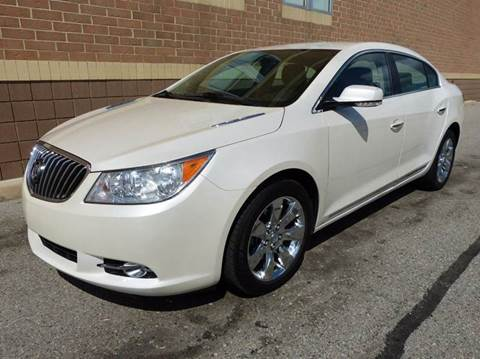 2013 Buick LaCrosse for sale in New Haven, MI