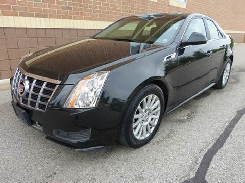 2012 Cadillac CTS for sale in New Haven, MI