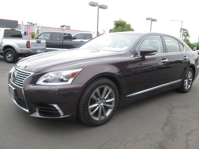 2013 Lexus LS 460 AWD 4dr Sedan - Hayward CA
