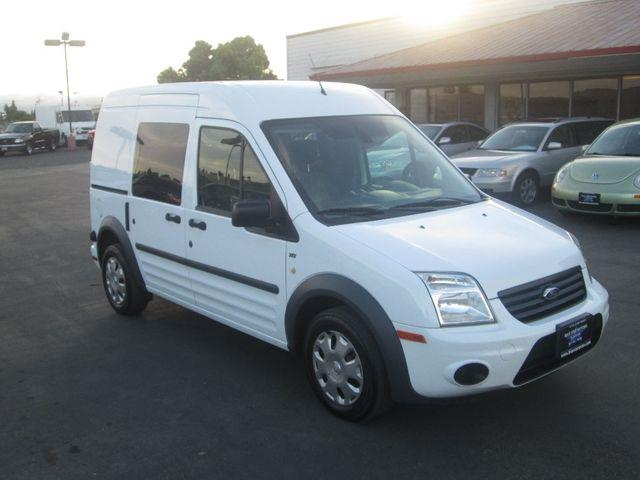 2013 Ford Transit Connect XLT 4dr Cargo Mini-Van w/Side and Rear Glass - Hayward CA