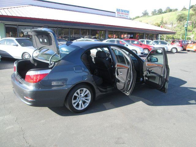 2009 BMW 5 Series 535xi AWD 4dr Sedan - Hayward CA