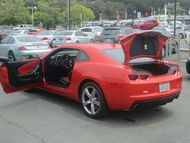 2012 Chevrolet Camaro SS 2dr Coupe w/2SS - Hayward CA