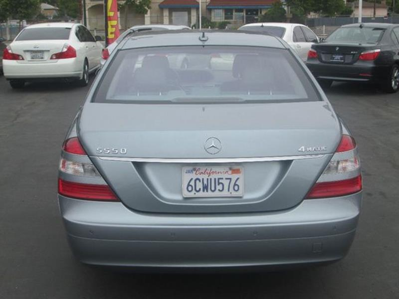 2008 Mercedes-Benz S-Class AWD S 550 4MATIC 4dr Sedan - Hayward CA