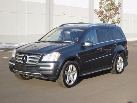 2011 Mercedes-Benz GL-Class for sale in Hayward, CA