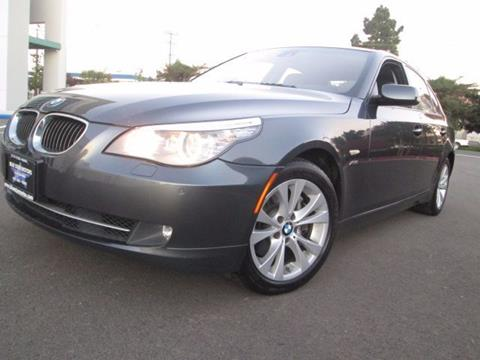 2009 BMW 5 Series for sale in Hayward, CA