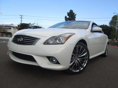 2013 Infiniti G37 Coupe For Sale In Hayward, CA