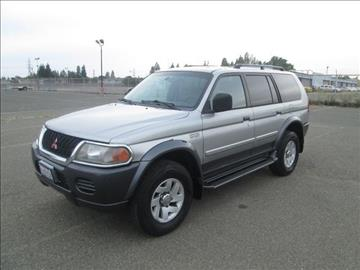 2001 Mitsubishi Montero Sport for sale in Hayward, CA