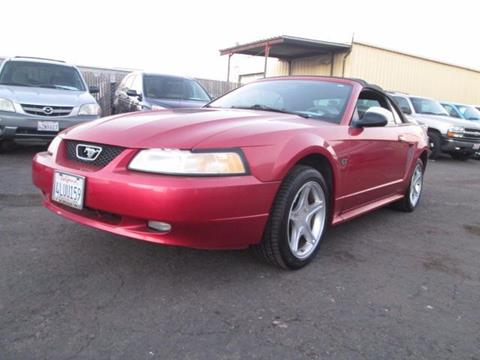 2000 Ford Mustang for sale in Hayward, CA