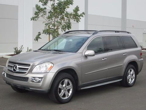 2007 Mercedes-Benz GL-Class for sale in Hayward, CA