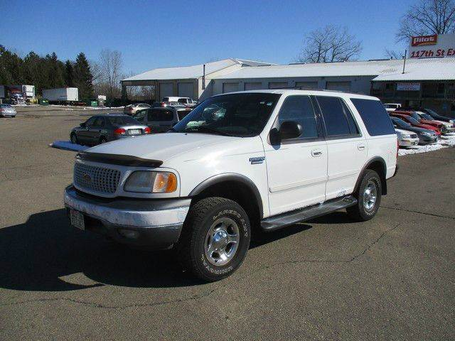 2000 Ford Expedition Xlt 4dr 4wd Suv In Inver Grove