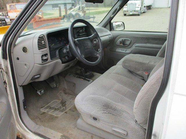 1995 Chevrolet C/K 1500 Series 2dr K1500 Silverado 4WD Extended Cab SB - Inver Grove Heights MN