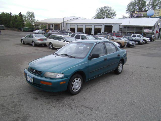 1995 Mazda Protege Lx 4dr Sedan In Inver Grove Heights