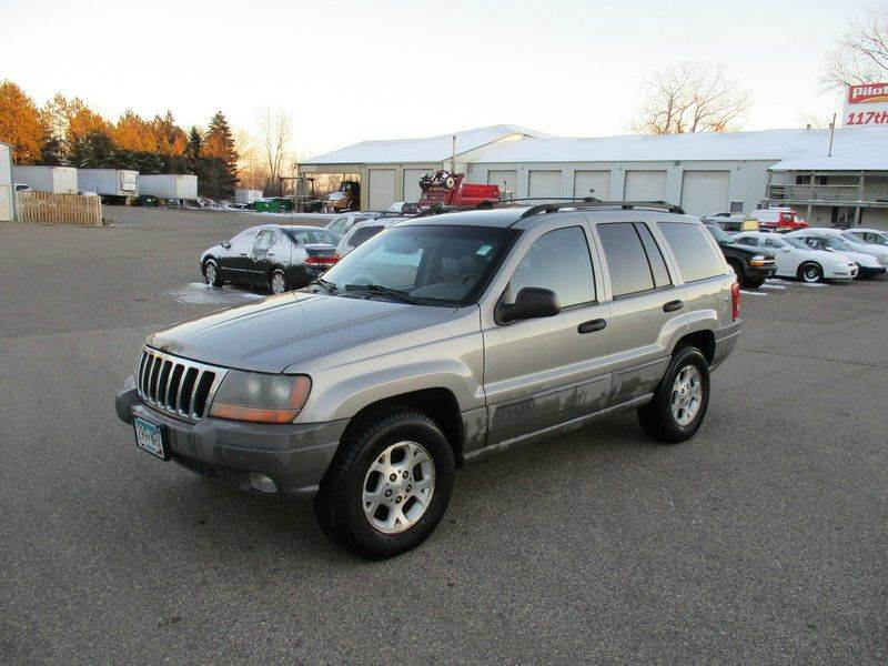 2000 Jeep Grand Cherokee For Sale In Delaware