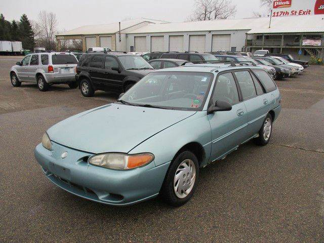 1997 Mercury Tracer Ls 4dr Wagon In Inver Grove Heights Mn