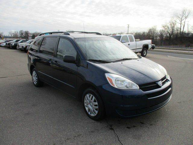 2005 Toyota Sienna LE 7 Passenger 4dr Mini Van - Inver Grove Heights MN
